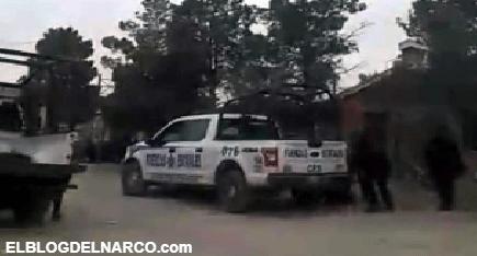 Enfrentamiento entre policías y sicarios en Chihuahua dejó 6 muertos