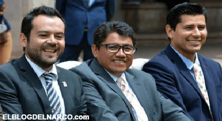Gobernador de Zacatecas confirma que narco amenazó a varios alcaldes