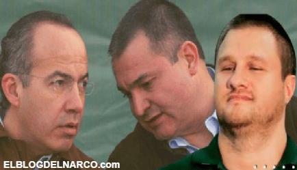 La Barbie García Luna recibió sobornos y Calderón se reunía con narcos