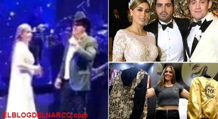 """Música, lujo y extrema seguridad así fue la boda de la hija del """"Chapo"""" Guzmán en Culiacán"""