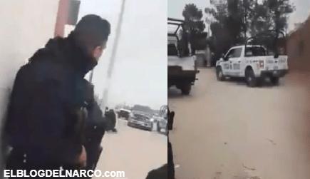 Tras fuerte enfrentamiento entre Policías de Chihuahua y sicarios atrincherados en casa de seguridad