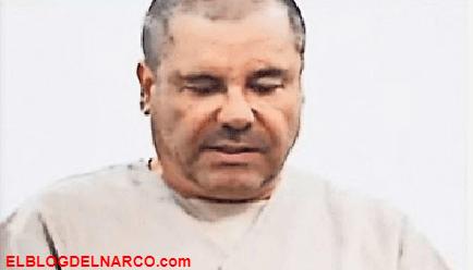 Vídeo e Imágenes inéditas, Del ingresó de 'El Chapo Guzmán' al Altiplano y su interrogatorio