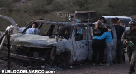 """Vincularon a proceso a un integrante de """"La Línea"""" relacionado con la masacre de los LeBarón"""