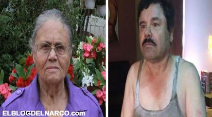 """AMLO realizará trámites para que Consuelo Loera visite al narco Joaquín """"el Chapo"""" Guzmán (VÍDEO)"""
