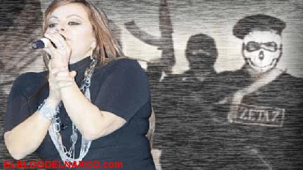 Así confesó Jenni Rivera amenazas de Los Zetas y su relación con carteles