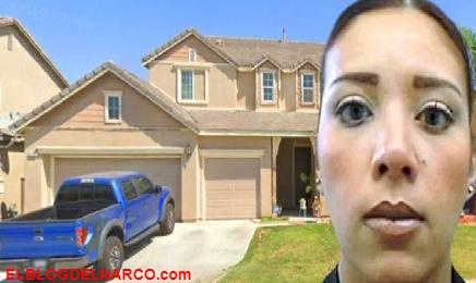 """Cómo era la vida de la hija de """"El Mencho"""" en California antes de ser arrestada"""