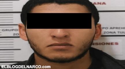 """Capturan en Tecate a """"El Aldo"""", Sicario del Cártel Jalisco Nueva Generación"""