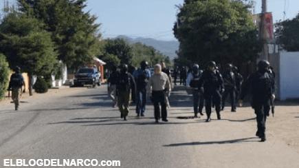 Comando de Sicarios del CDS entra a comandancia inca a policías y ejecuta a Comandante...