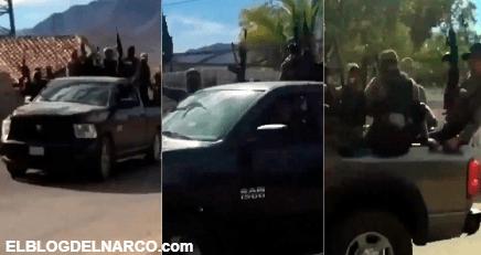 Cruentos enfrentamientos por horas, los detalles del asalto del CJNG a Chinicuila, Michoacán