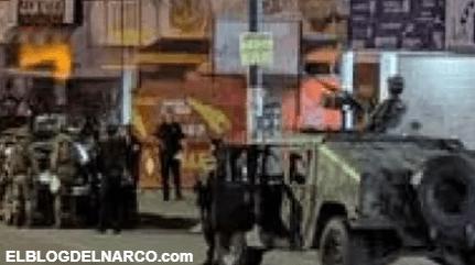 Detienen en Querétaro, líder del CJNG, cateo en Los Viñedos, decomisan arsenal de armas, atacó Negros Bar de Celaya
