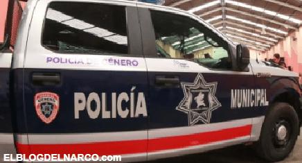 Ejecutan a dos agentes municipales en Cuautitlán, Edomex