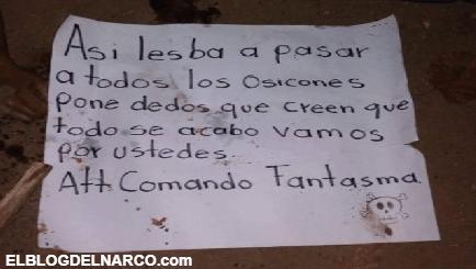 En Oaxaca, sicarios ejecutan a tres hombres dentro de su vivienda (IMÁGENES FUERTES)