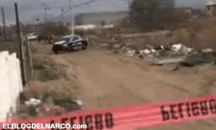 Encuentran a cuatro personas ejecutadas en distintos puntos de Chihuahua