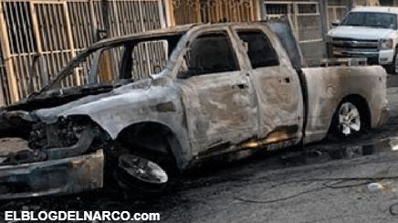 Fuerte balacera y emboscada deja 2 muertos en Nuevo Laredo, Tamaulipas