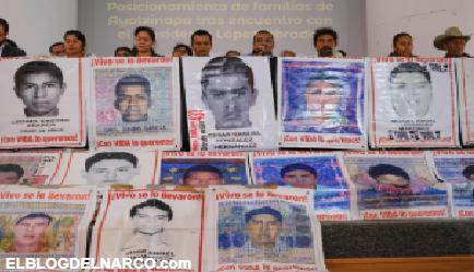 Hallaron nuevos restos ligados al caso Ayotzinapa, los enviaron a Austria para su análisis...