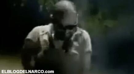 La Familia Michoacana interroga y ejecutan con tiro de gracia a sicario del CJNG (VÍDEO)