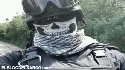La Furia Negra', nuevo grupo de policías rebeldes que combaten a narcos en Tamaulipas.