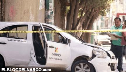 """Levantaron a su hija, él los """"cazó"""" y les disparó en calles de Cuernavaca"""