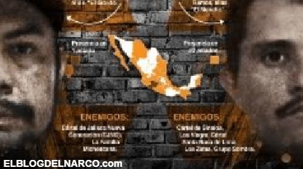 """Lombardía, zona de guerra entre el """"Cártel Jalisco Nueva Generación"""" y """"Los Viagras"""""""