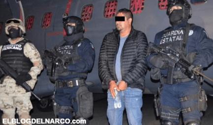 """Se cierra el cerco en contra del Cártel de Santa Rosa de Lima, capturaron a """"La Vieja"""", brazo derecho del """"Marro"""""""