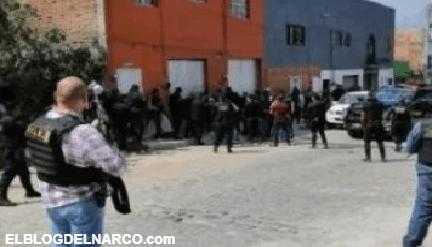 Un civil entre los nueve muertos que dejó la balacera en Tlaquepaque