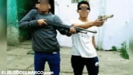 50 pesos por ejecuciones, eso cobran niños sicarios en Tijuana