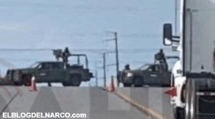 Agresión del Cartel del Noreste a Estatales y la SEDENA; deja sicarios abatidos en Nuevo Laredo