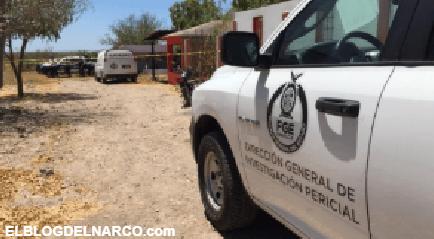 Ejecutan a cuñado del síndico de El Tigre, en Navolato, Sinaloa