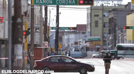 Ejecutan a hombre A plena luz del día en Ciudad Juárez