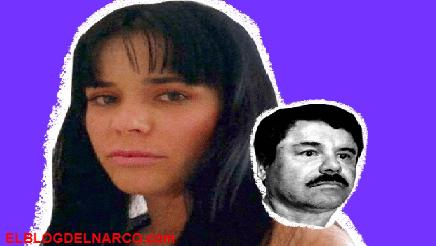 Ella es 'La Fiera' la amante del Chapo Guzmán; los mensajes entre 'El Chapo' y 'La Fiera'