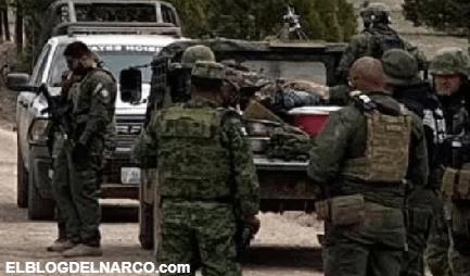 Enfrentamiento deja 19 personas muertas en Chihuahua
