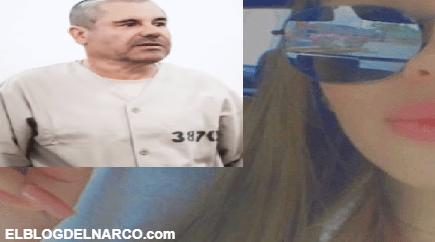 Este fue el día mas feliz de Emma Coronely su esposo el capo Joaquín 'El Chapo' Guzmán