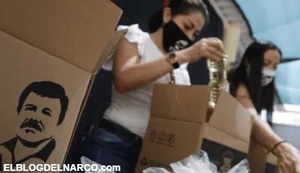 Familia de 'El Chapo' podría donar despensas en territorio rivales de los Zetas y C.D.G
