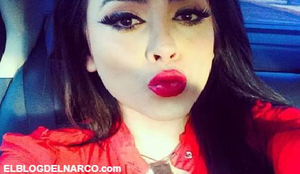 La Emperatriz de Los Antrax presumía lujos, curvas y armas en redes sociales