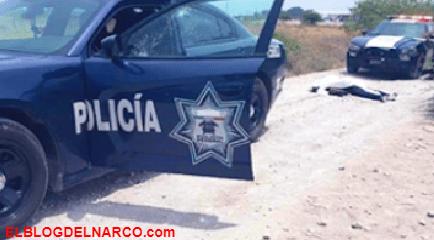 Masacran a Federal que persiguió un Camaro Negro en brecha de Tamaulipas
