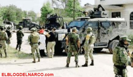 Militares son emboscados, repelen la agresión y abaten a 4 sicarios en Tamaulipas