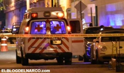 Pistoleros ejecutan a ochos hombres y cinco mujeres, una de ellas embarazada
