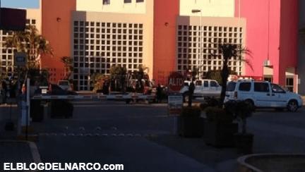 Sicarios entran y rematan a un sujeto en hospital privado de Mazatlán