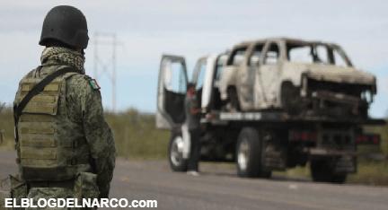 Un grupo de hombres armados atacan de nuevo a la familia LeBarón; 2 heridos