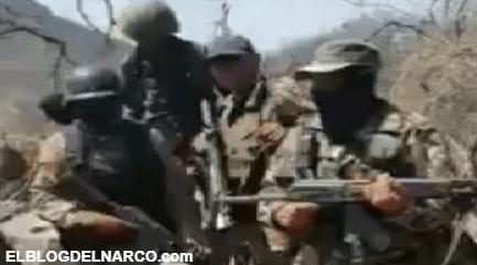 VÍDEO: Sicarios del CJNG invitan a