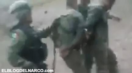 """""""Este fue soldado"""", el momento en que el Ejército desarticuló campo de entrenamiento del CDS"""