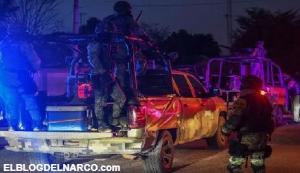 Balacera entre contras deja 3 Sicarios muertos en Tepuche, Culiacán