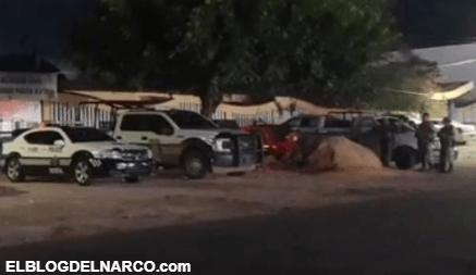 """El CJNG desata Pánico con balaceras en centros policíacos tras la captura de su líder """"La Cuija"""""""