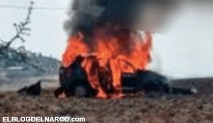 Habitantes molestos linchan y queman vivos a dos que se decían ser Sicarios