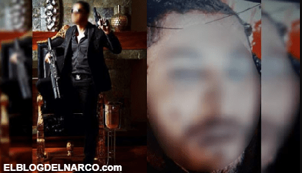 Los Chapitos difunden imágenes de su cadáver, ellos dieron la orden de ejecutar a El Chino Antrax