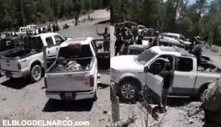 Los brazos armados del Cártel de Sinaloa en guerra interna, la avaricia y codicia les gano