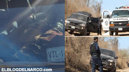 """Mas información de la ejecución de Jimena Aréchiga, hermana de """"El Chino Ántrax"""""""