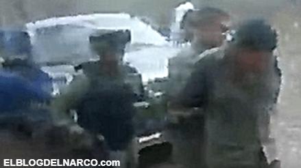 VÍDEO Caen soldados que entrenaban a miembros de la Gente Nueva del Cártel de Sinaloa