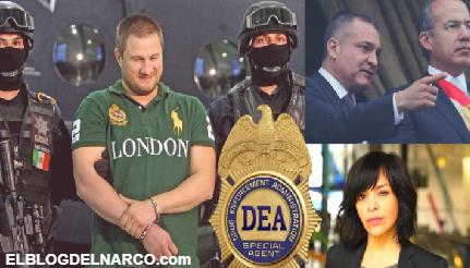 """""""La Barbie"""" era infiltrado de la DEA y el FBI en México y entregó información del gobierno de Calderón"""