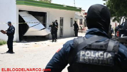 Explota en en Culiacán, Sinaloa casa usada como Narcolaboratorio